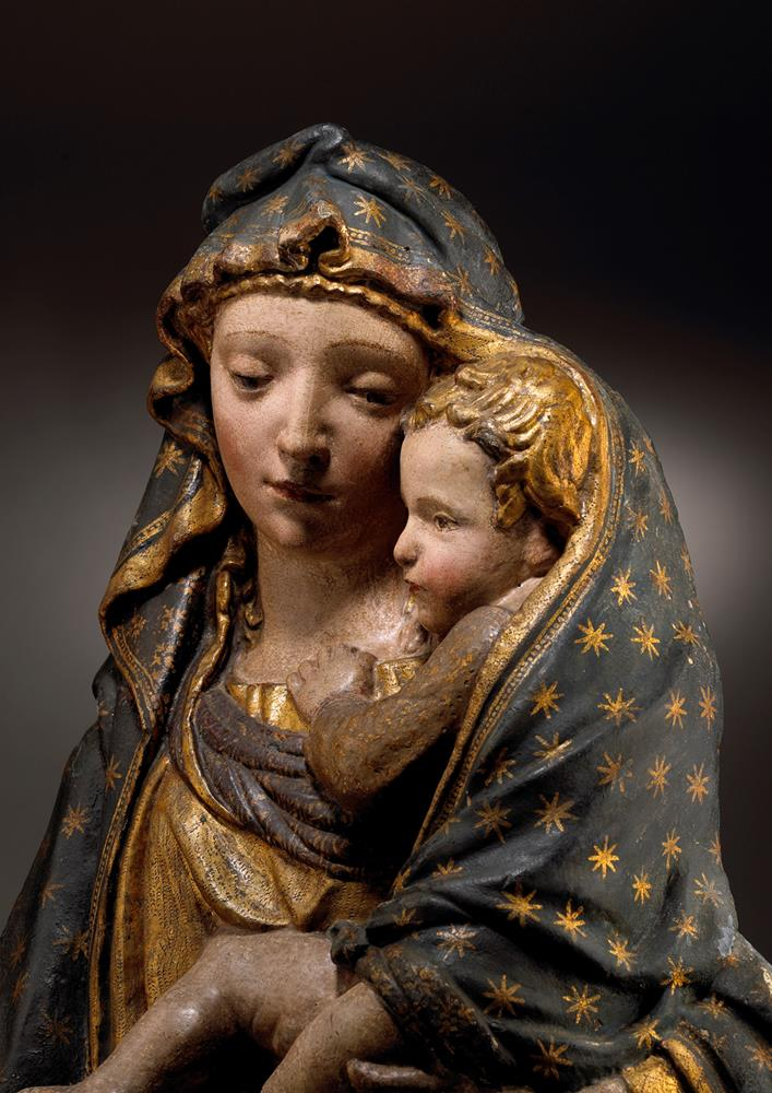 Madonna and Child | Tomasso Brothers Fine Art | Inventory