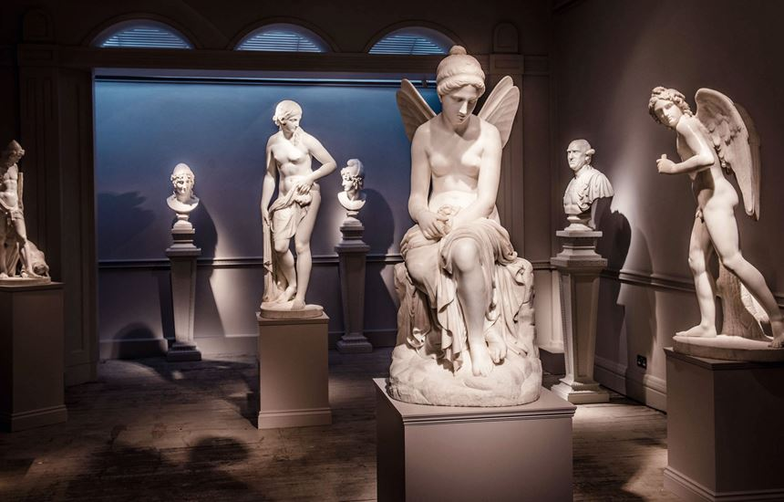London Art Week <br> Canova and his Legacy