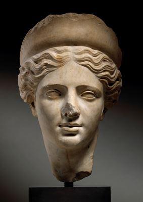 Head of Juno