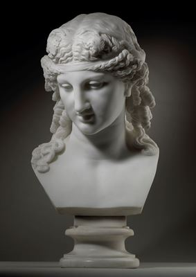 Bust of Dionysus, after the Antique