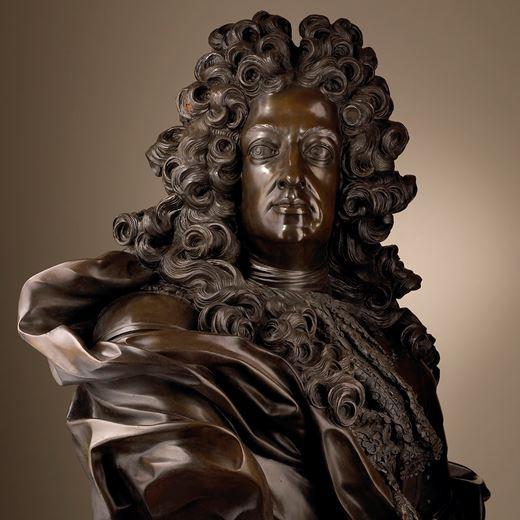A monumental portrait of Maximilian II Emanuel, Elector of Bavaria (1662 -1726)