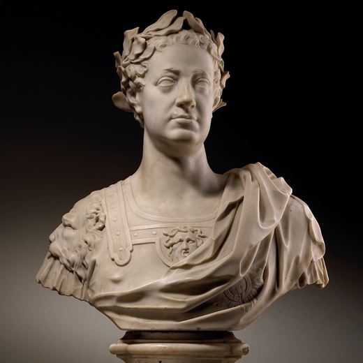 Bust of John Churchill, 1st Duke of Marlborough (1650-1722)