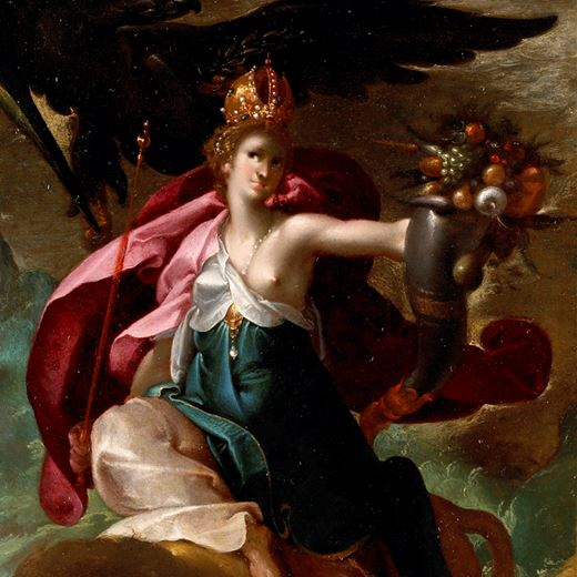 Allegory of the Habsburg Empire