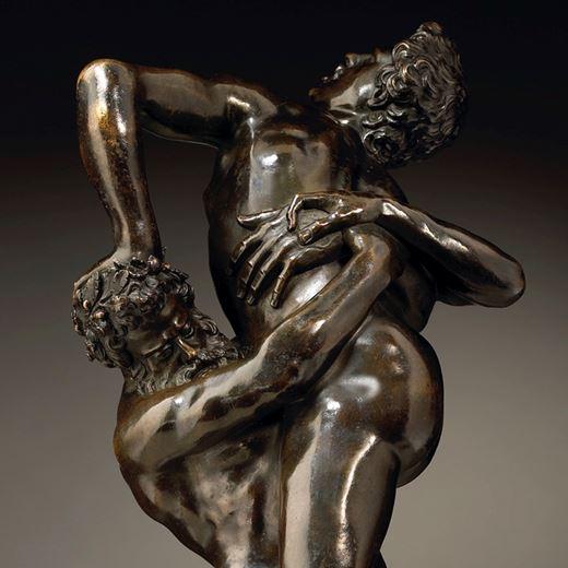 The Castiglione Hercules and Antaeus