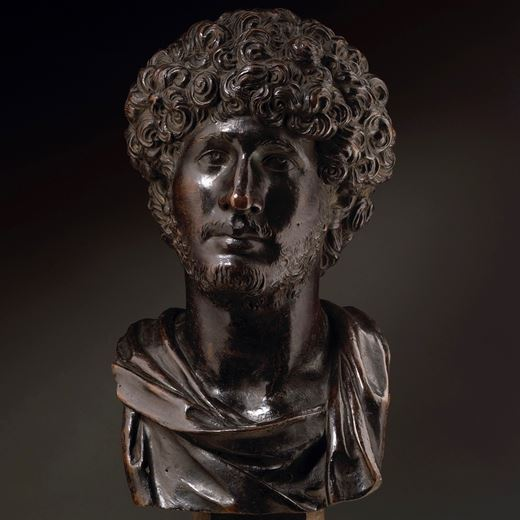 Young Lucius Verus (130 - 169 A.D.), after the Antique