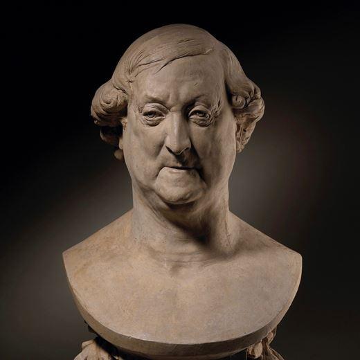 Portrait Bust of Gioachino Rossini (1792-1868)