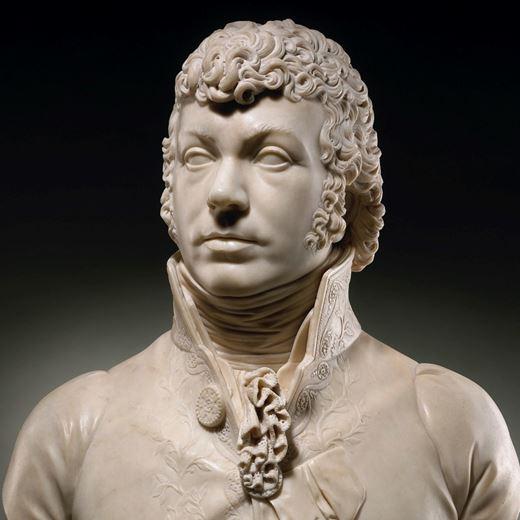Bust of a Gentleman, probably Nicolas Thérèse Benoît Frochot