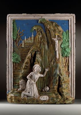 Saint Jerome in the Wilderness, c. 1510-15