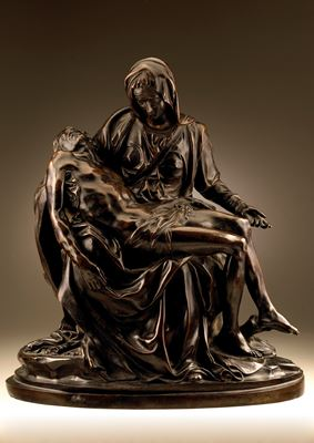 The Pietà  After Michelangelo Buonarroti (1475-1564)