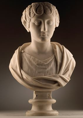 Bust of Faustina Minore